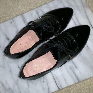 Kate Spade ♠️   Patent Leather Carmila Oxford